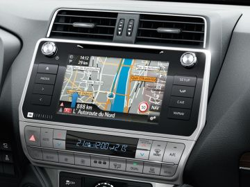 Original extension box for Toyota Touch 2 (HARMAN Go)