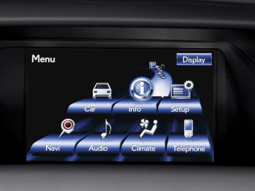How to update Toyota or Lexus GEN7 navigation system
