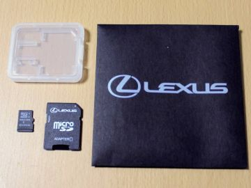 New maps for Toyota-Lexus GEN8/9 MicroSD have been released