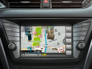 Toyota Touch 2 USB Map Update (2014 - present)