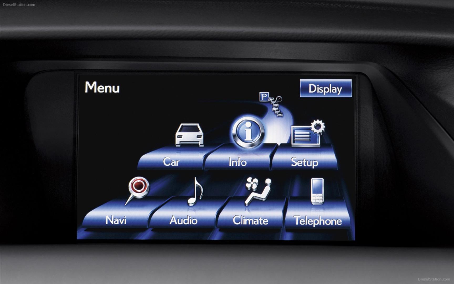 Toyota & Lexus GEN7 USB Map Update (2012 - 2015)