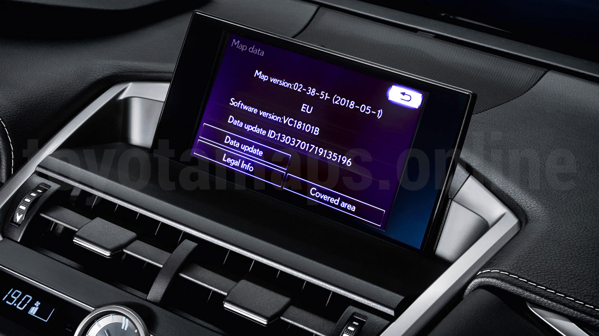 Toyota and Lexus navigation map updates 2018 v2 have been ... on map services, map scores, map rules, map data, map books, map graphics, map photography,